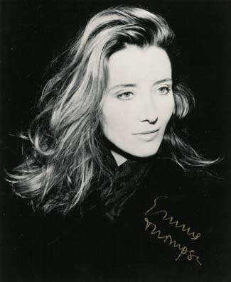Emma Thompson Young