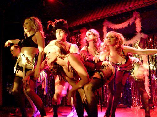 Burlesque full movie